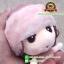 ตุ๊กตาเด็กผู้หญิงห้อยกระเป๋า ชุดสีชมพู 20 CM thumbnail 3
