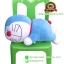 ตุ๊กตา โดเรม่อนนอนหมอบ ผ้านุ่มนิ่ม 20 นิ้ว [Fujiko Pro] thumbnail 1