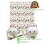 หมอนผ้าห่มม้วน เดซี่ TSUM TSUM 35x60 นิ้ว [Disney] thumbnail 1