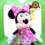 ตุ๊กตา มินนี่ Happy Day สีชมพู 16 นิ้ว [Disney] thumbnail 3