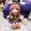 ตุ๊กตาเด็กผู้หญิง หมวกสีโอรส 40 CM thumbnail 1