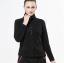 Women's Full Zip Fleece (black) สำหรับ 5-15 องศา