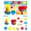 Baby Touch ของเล่นเด็ก อุปกรณ์เล่นทราย ชุดตักทรายแสนสนุก (TSA1-5) thumbnail 6