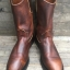 Red Wing 1142 Pecos boots soft Toe EH protective footwear
