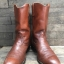 Vintage Red Wing 1472 Pull On WORK BOOTS Red Wing PECOS FARM Wellington BOOTS Size 11D