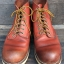 Red wing 8166 size 8D
