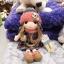 ตุ๊กตาเด็กผู้หญิง หมวกสีโอรส 40 CM thumbnail 2