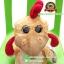 ตุ๊กตาไก่ท้องขาว 14 นิ้ว [Parks Toy] thumbnail 2