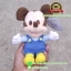 ตุ๊กตามิกกี้เมาส์ เบบี้ ชุดเอี๊ยม TC 7 นิ้ว [Disney] thumbnail 2