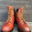 Redwing2204Vintage safety boots ยุค 90 size 10.5E