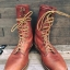 Chippewaมือสอง packer boot size 7D