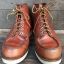 Red wing 8875 size 8e