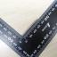 Wood/Acrylic - 3.175x2.5x8mm Single Flute Bit Carbide End Mill (SHKxCEDxCEL) thumbnail 7