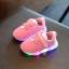 Baby Touch รองเท้าเด็ก รองเท้าไฟกระพริบ ทรงกีฬา N (Shoes - FLN2) thumbnail 7