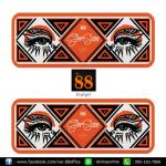 Ver.88 Glam Eyeshadow 2 ชิ้น ส่งฟรี EMS