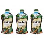 น้ำผลไม้อินทรา intra 3 ขวด ส่งฟรี EMS