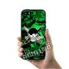 เคส ซัมซุง iPhone 5 5s SE โซโร โลโก้โจรสลัด One Piece เคสโทรศัพท์ #1008