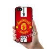 เคส ซัมซุง iPhone 5 5s SE เคส แมนเชสเตอร์ ยูไนเต็ด ลายแถบ เคสฟุตบอล เคสมือถือ #1037