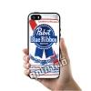 เคส iPhone 5 5s SE เบียโบว์น้ำเงิน เคสสวย เคสโทรศัพท์ #1302