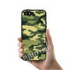 เคส iPhone 5 5s SE ลายทหาร เท่ เคสสวย เคสโทรศัพท์ #1204