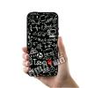 เคส iPhone 5 5s SE เคสสูตรคณิต โสด เคสสวย เคสโทรศัพท์ #1338