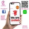 เคส ViVo Y53 ยางซิลิโคน เคส แมนเชสเตอร์ยูไนเต็ด We are United เคสฟุตบอล เคสมือถือ #1001