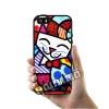 เคส iPhone 5 5s SE ภาพอาร์ท แมว เคสสวย เคสโทรศัพท์ #1133