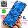 เคส ไอโฟน 6 / เคส ไอโฟน 6s Blue Camo เคสสวย เคสโทรศัพท์ #1361