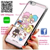 เคส ไอโฟน 6 / เคส ไอโฟน 6s คิตตี้และผองเพื่อน เคสน่ารักๆ เคสโทรศัพท์ เคสมือถือ #1218
