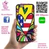 เคส OPPO A71 ภาพอาร์ท หัวใจ US เคสสวย เคสโทรศัพท์ #1135