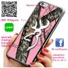 เคส ไอโฟน 6 / เคส ไอโฟน 6s โลโก้ ปืน Browning ชมพู เคสสวย เคสโทรศัพท์ #1137