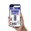 เคส iPhone 5 5s SE สตาร์วอร์ R2D2 เคสสวย เคสโทรศัพท์ #1314
