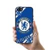 เคส ซัมซุง iPhone 5 5s SE เคส เชลซีลายแถบ เคสฟุตบอล เคสมือถือ #1014