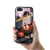 เคส ซัมซุง iPhone 5 5s SE หมีบราวน์ ดีเจ เคสน่ารักๆ เคสโทรศัพท์ เคสมือถือ #1133