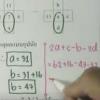 คอร์สติวสอบคณิตO-NETสรุปเนื้อหา การให้เหตุผล