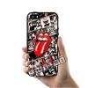 เคส iPhone 5 5s SE ลิ้น โรลลิ่งสโตน เคสสวย เคสโทรศัพท์ #1317