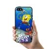 เคส ซัมซุง iPhone 5 5s SE สปองบ๊อบ น่ารัก เคสน่ารักๆ เคสโทรศัพท์ เคสมือถือ #1128