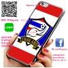 เคส ไอโฟน 6 / เคส ไอโฟน 6s เคส ทีมไทย ธงชาติไทย เคสฟุตบอล เคสมือถือ #1025