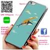 เคส ไอโฟน 6 / เคส ไอโฟน 6s ยีราฟขี่ฉลามขำๆ เคสสวย เคสโทรศัพท์ #1183