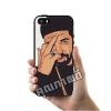 เคส ซัมซุง iPhone 5 5s SE โลโก้ ชูนิ้วกลาง เคสสวย เคสมือถือ #1012