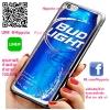 เคส ไอโฟน 6 / เคส ไอโฟน 6s โลโก้ เบียร์ Bud Light เคสสวย เคสโทรศัพท์ #1139