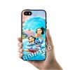 เคส ซัมซุง iPhone 5 5s SE สติชน่ารักเล่นกระดานโต้คลื่น สนุก เคสน่ารักๆ เคสโทรศัพท์ เคสมือถือ #1264