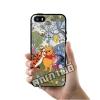 เคส ซัมซุง iPhone 5 5s SE หมีพูห์ และ เพื่อนๆ เคสน่ารักๆ เคสโทรศัพท์ เคสมือถือ #1206