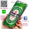 เคส ไอโฟน 6 / เคส ไอโฟน 6s เบียร์ไฮเนเก้นกระป๋อง เท่ๆ เคสสวย เคสโทรศัพท์ #1192