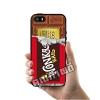 เคส iPhone 5 5s SE ช็อกโกแล็ต บัตรทองคำ Wonka เคสสวย เคสโทรศัพท์ #1336