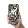 เคส iPhone 5 5s SE โลโก้ ปืน Browning เคสสวย เคสโทรศัพท์ #1136
