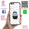 เคส OPPO A71 แมวคัพเค้ก เคสน่ารักๆ เคสโทรศัพท์ เคสมือถือ #1162