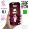 เคสโทรศัพท์ OPPO F1s โจ๊กเกอร์ Joker พื้นม่วง เคสเท่ เคสสวย เคสโทรศัพท์ #1387