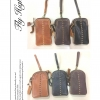 กระเป๋าหนังแท้ แฮนด์เมด รุ่น C-037