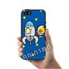 เคส ซัมซุง iPhone 5 5s SE เป็ดเหลือง ยานอวกาศ เคสน่ารักๆ เคสโทรศัพท์ เคสมือถือ #1102